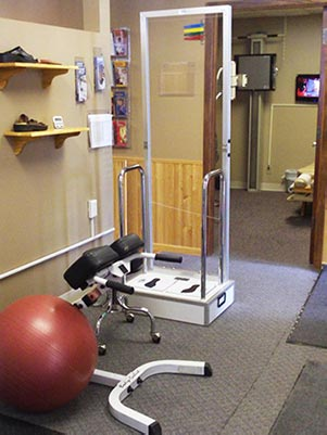 Chiropractic Cottage Grove MN Exercise Area
